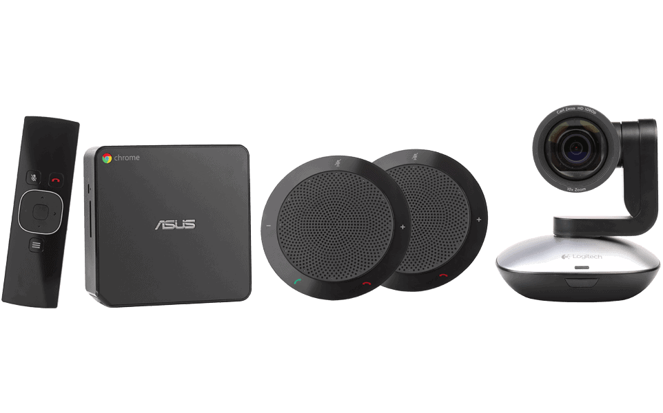chromebox for meetings - ASUS large room