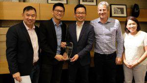 smb partner of the year 2016