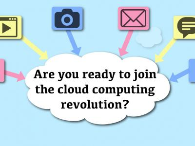Are you ready to join the cloud computing revolution?