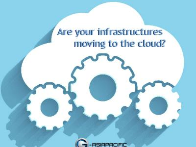 Are your infrastructures moving to the cloud?